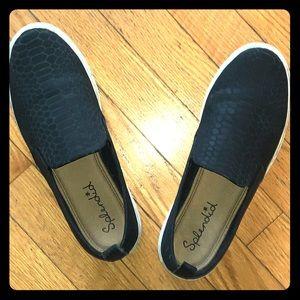Splendid slip on sneakers